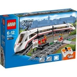 LEGO City - Höghastighetståg 60051