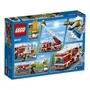 LEGO City Fire 60107, Stegbil