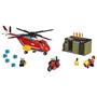 LEGO City Fire 60108, Brandbekämpningsenhet