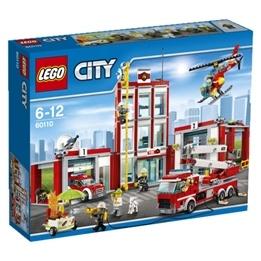 LEGO City - Brandstation 60110