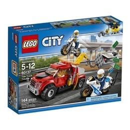 LEGO City - Trubbel med bärgningsbil 60137