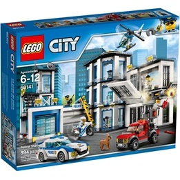 LEGO City - Polisstation 60141