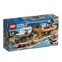 LEGO City Coast Guard 60165, Fyrhjulsdrivet utryckningsfordon