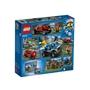 LEGO City Police 60172, Polisjakt på berget