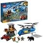 LEGO City Police 60173, Bergsarrest
