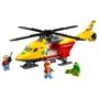 LEGO City Great Vehicles 60179, Ambulanshelikopter