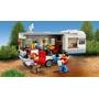 LEGO City Great Vehicles 60182, Pickup och husvagn