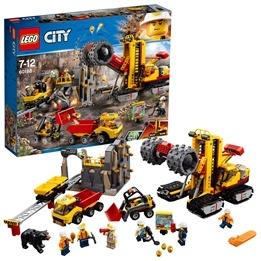 LEGO City - Gruvexperternas läger 60188