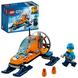 LEGO City Arctic Expedition - Arktisk isglidare 60190
