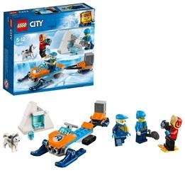 LEGO City Arctic Expedition - Arktiskt utforskningsteam 60191