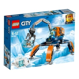 LEGO City Arctic Expedition - Arktisk isbandtraktor 60192