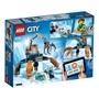 LEGO City Arctic Expedition 60192, Arktisk isbandtraktor