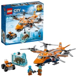 LEGO City Arctic Expedition - Arktisk lufttransport 60193