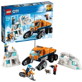 LEGO City Arctic Expedition - Arktisk spaningslastbil 60194