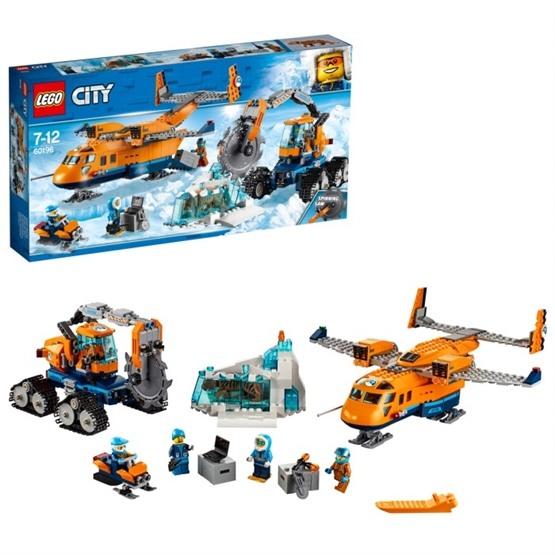 LEGO City Arctic Expedition 60196 - Arktiskt fraktplan