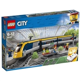 LEGO City - Passagerartåg 60197