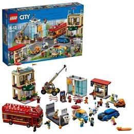 LEGO City Town 60200 - Huvudstad
