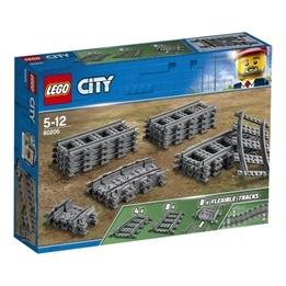 LEGO City - Spår 60205