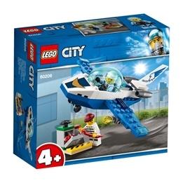 LEGO City Police 60206 - Luftpolisens jetpatrull