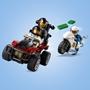 LEGO City Police 60208 - Luftpolisens fallskärmsarrest