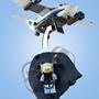 LEGO City Police 60210 - Luftpolisens flygbas
