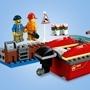 LEGO City Fire 60213, Eldsvåda i hamnen