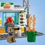 LEGO City Fire 60214, Brandkårsutryckning till hamburgerrestaurang