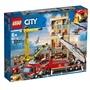 LEGO City Fire 60216, Brandkåren i centrum