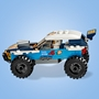 LEGO City Great Vehicles 60218, Ökenrallybil