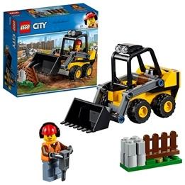 LEGO City Great Vehicles 60219 - Hjullastare