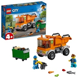 LEGO City Great Vehicles 60220, Sopbil