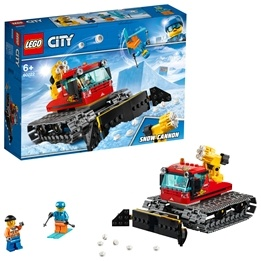 LEGO City Great Vehicles 60222 - Pistmaskin