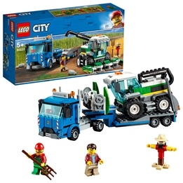 LEGO City Great Vehicles 60223 - Transport för skördetröska