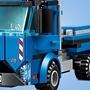 LEGO City Great Vehicles 60223, Transport för skördetröska