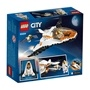 LEGO City Space Port 60224 - Satellitservice