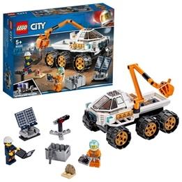 LEGO City Space Port 60225 - Testkörning av rover