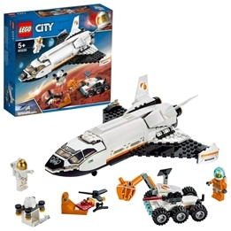 LEGO City Space Port 60226 - Marsforskningsfarkost