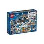 LEGO City Space Port 60230 - Figurpaket - Rymdforskning och utveckling