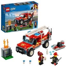 LEGO City Town 60231 - Ledningsbil