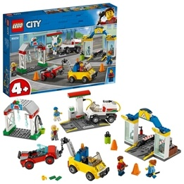 LEGO City Town 60232 - Fordonscenter