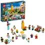 LEGO City Town 60234 - Figurpaket - Tivoli
