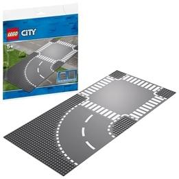 LEGO City 60237 - Kurva och korsning