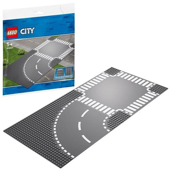 LEGO City 60237, Kurva och korsning