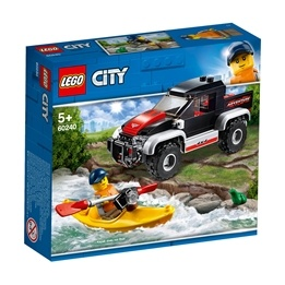 LEGO City Great Vehicles 60240 - Kajakäventyr