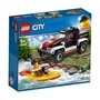 LEGO City Great Vehicles 60240, Kajakäventyr