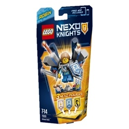 LEGO NEXO KNIGHTS - Ultimate Robin 70333