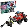 LEGO Hidden Side 70421 - El Fuegos stuntbil
