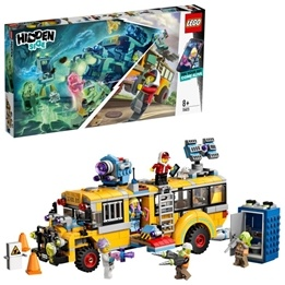 LEGO Hidden Side 70423 - Paranormal jaktbuss 3000