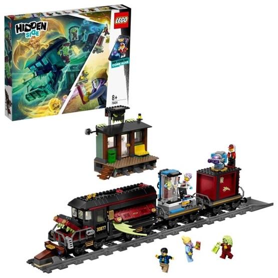 LEGO Hidden Side 70424 - Spökexpressen