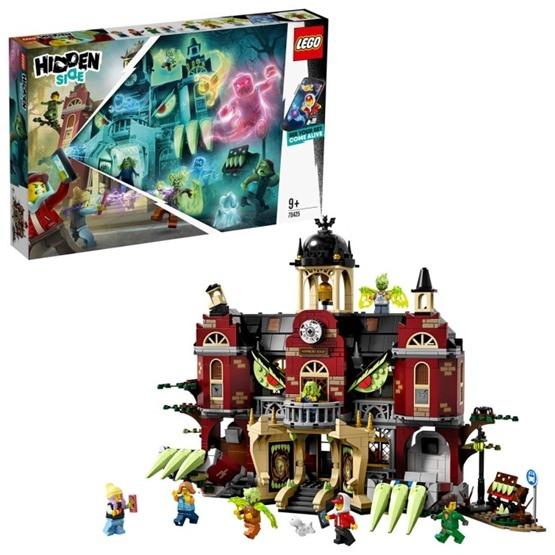 LEGO Hidden Side 70425 - Newburys hemsökta gymnasium